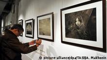 Russland Lumiere Brothers Centre for Photography schließt die Jock Sturges Ausstellung