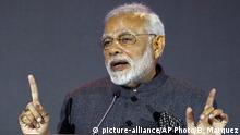 Narendra Modi (picture-alliance/AP Photo/B. Marquez)