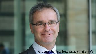 Deutscher Städtetag Helmut Dedy