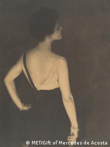 MET Ausstellung Adolf de Meyer Rita de Acosta Lydig