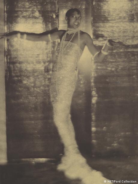 MET Ausstellung Adolf de Meyer Josephine Baker