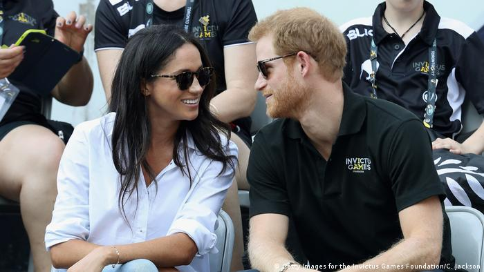 Großbritannien Prinz Harry und Meghan Markle (Getty Images for the Invictus Games Foundation/C. Jackson)