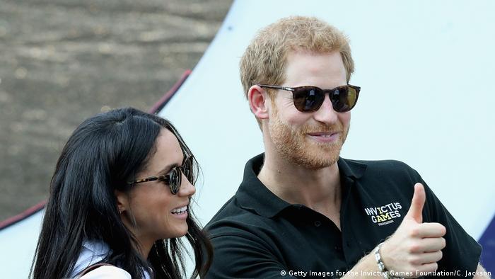 Großbritannien Prinz Harry und Meghan Markle (Getty Images for the Invictus Games Foundation/C. Jackson)