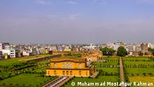 Lalbagh Fort is a 17th century Mughal fort complex that stands before the Buriganga River in the southwestern part of Dhaka, Bangladesh