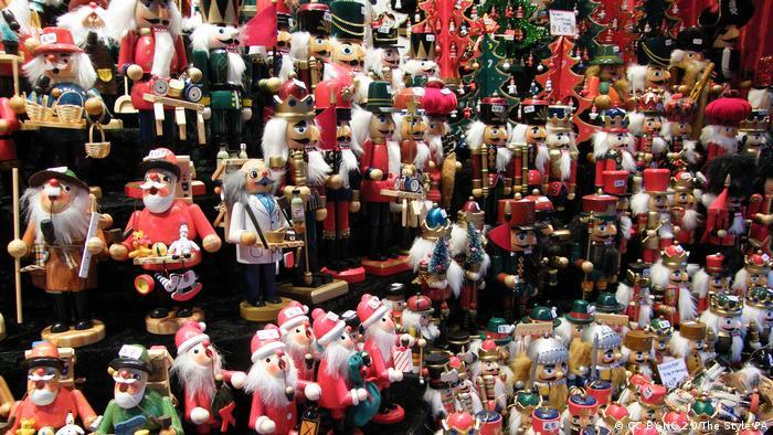Weihnachtsmärkte im Ausland (CC BY-NC 2.0/The Style PA)