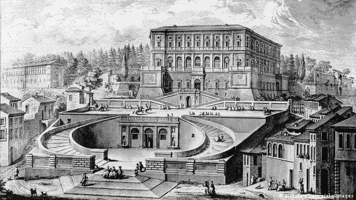El famoso palacio fue construido entre 1559 y 1573