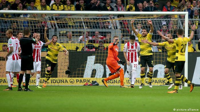 Bundesliga, Borussia Dortmund - 1.FC Köln 1.Bundesliga: Borussia Dortmund - 1.FC Köln, (picture-alliance)