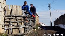 Serbien Dorf Depce