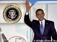 Από την άφιξη του Μπ. Ομπάμα στην Άγκυρα