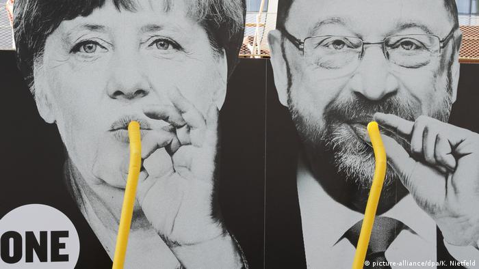 Symbolbild GroKo Große Koalition