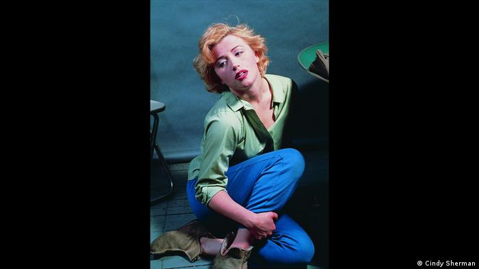 Untitled Marilyn by Cindy Sherman (Cindy Sherman)