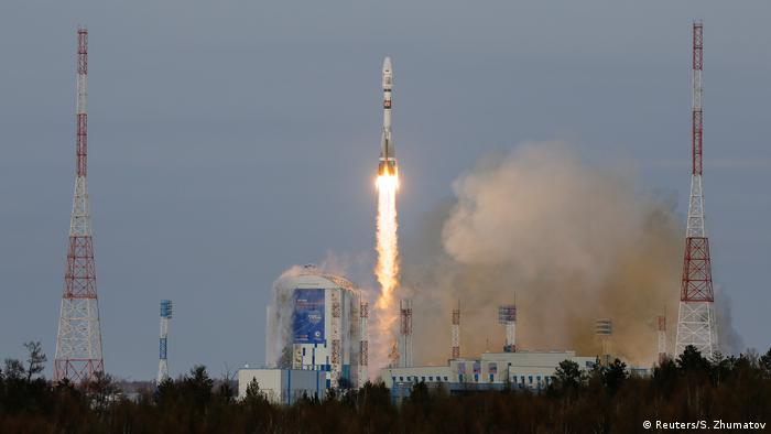 Запуск спутника на космодроме Восточный 28 ноября