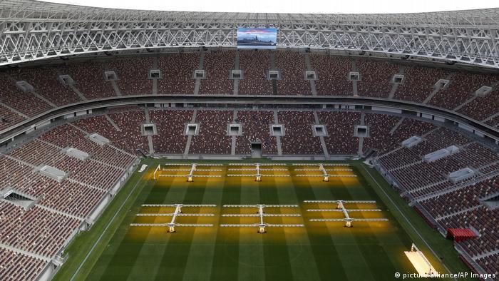 Russland Moskau Luzniki Stadion (picture-alliance/AP Images)