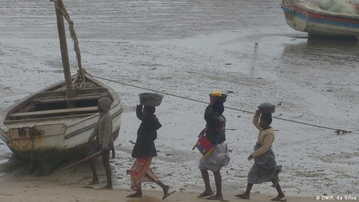 Pescadores não respeitam áreas protegidas