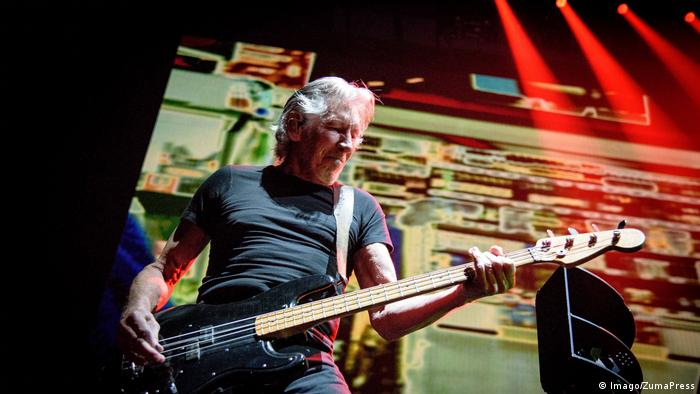 Roger Waters (Imago/ZumaPress)