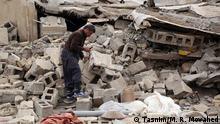 Iran - Erdbeben im Kermanshah