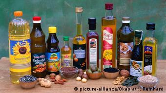 Українська олія дедалі успішніше конкурує на насиченому німецькому ринку