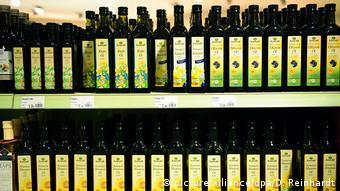 Растительное масло - один из самых популярных украинских товаров в Европе
