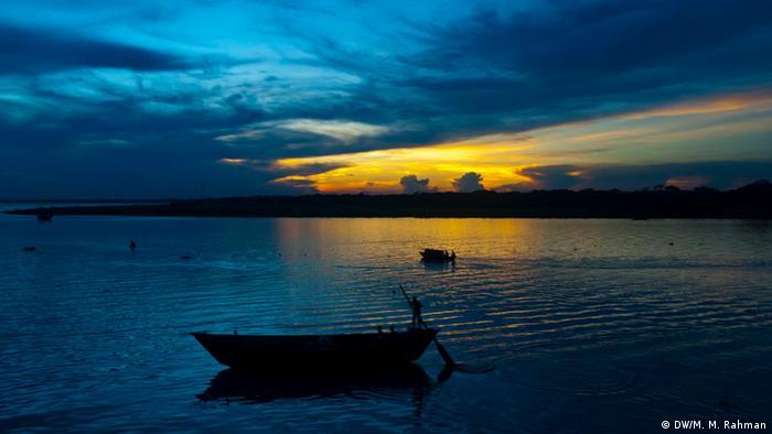 Bangladesh, aguas del sur de Bangladesh.