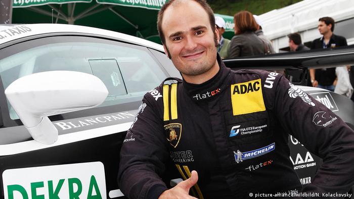 Albert von Thurn und Taxis bei Autorennen (picture-alliance/wildbild/N. Kolackovsky)