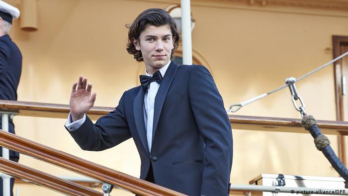 Николай, принц Датский