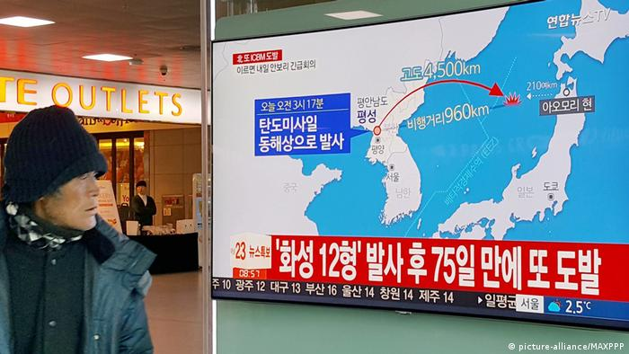 N Korea threat prompts Hawaii nuclear siren test