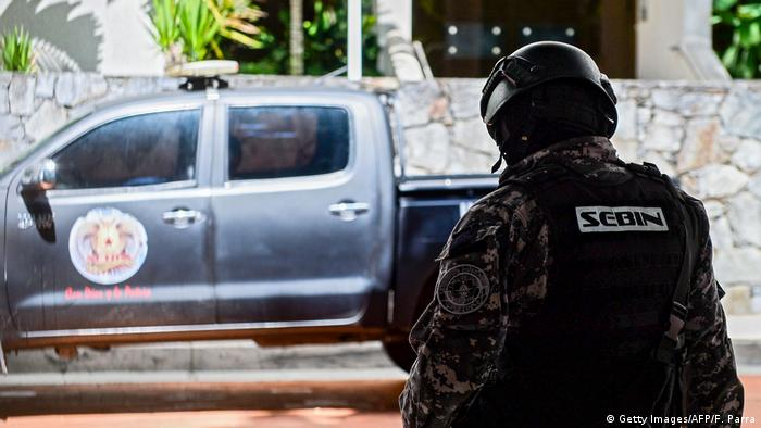 Venezuela Bolivarian National Intelligence Service (SEBIN)
