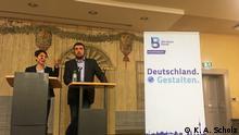 *****Achtung: Verwendung nur zur abgesprochenen Berichterstattung Veranstaltung von Frauke Petrys neuer Partei im Rathaus der Stadt Grimma in Sachsen