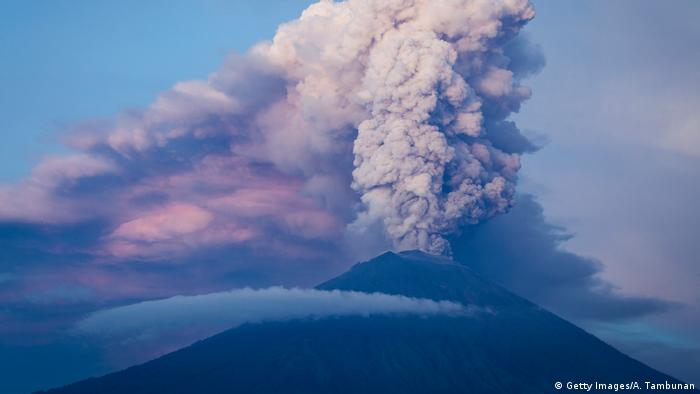 Indonesien - Mount Agung (Getty Images/A. Tambunan)