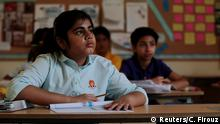 Students attend class at the Headstart private school in Islamabad, Pakistan, October 9, 2017. REUTERS/Caren Firouz SEARCH FIROUZ EDUCATION FOR THIS STORY. SEARCH WIDER IMAGE FOR ALL STORIES.