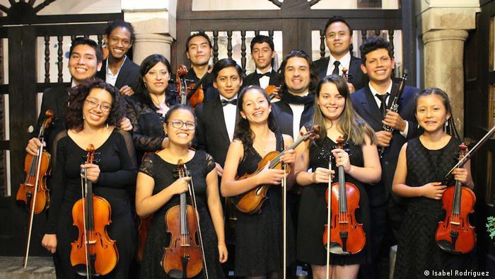 ECUADOR: Orquesta Joven sueña con viajar a Alemania