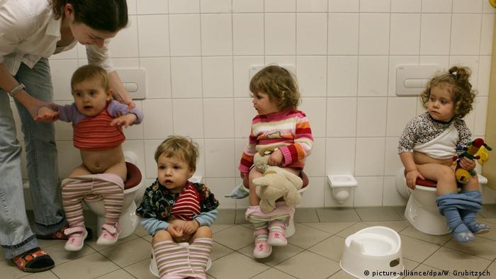Deutschland - Öffentliche Toiletten (picture-alliance/dpa/W. Grubitzsch )
