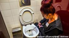 Deutschland - Öffentliche Toiletten