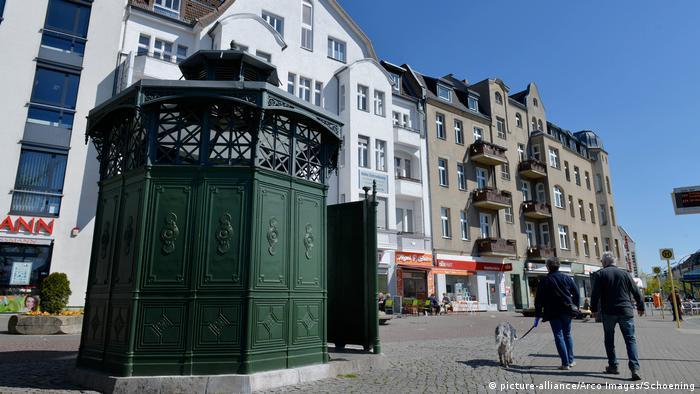 Deutschland - Öffentliche Toiletten (picture-alliance/Arco Images/Schoening)