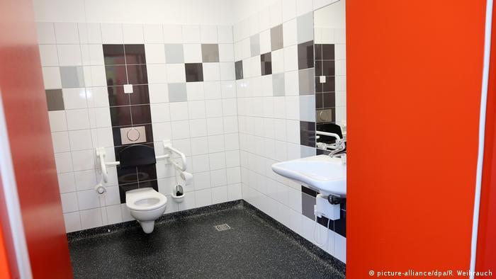 Deutschland - Öffentliche Toiletten (picture-alliance/dpa/R. Weihrauch)