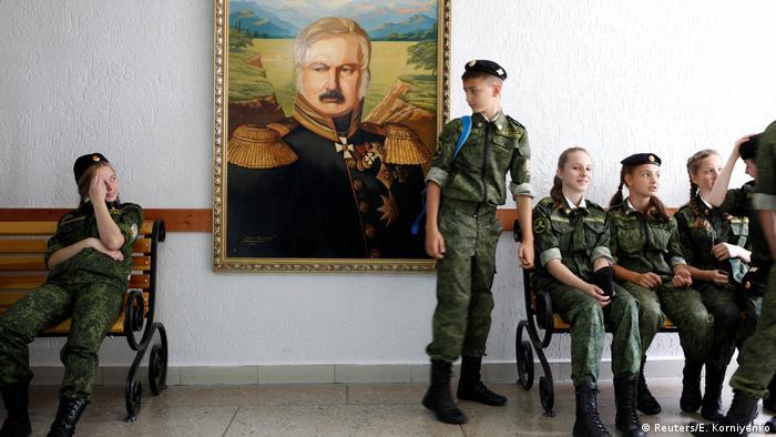 Кадетското училище в Ставропол е съдадено през 2002 година и носи името на генерал Алексей Петрович Ермолов, който командва артилерията по време на войната срещу Наполеон през 19 век. Младежите, завършили това военно училище, имат отлични шансове за стремглава кариера в руската армия.
