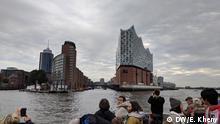 Reiseredaktion: Hamburg Elbphilharmonie vom Boot