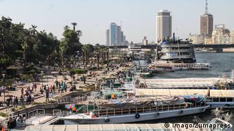 Ägypten Nil-Fluss