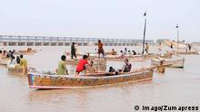 Pakistan Indus-Fluss