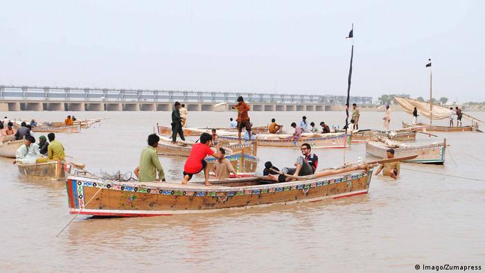 Pakistan Indus-Fluss (Imago/Zumapress)