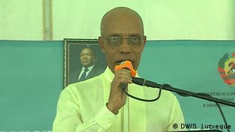 Mosambik Nampula | Gouverneur Victor Borges