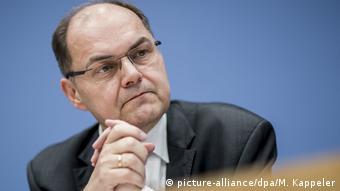 Bundeslandwirtschaftsminister - Christian Schmidt (picture-alliance/dpa/M. Kappeler)