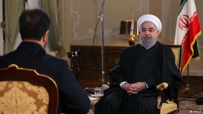 Iran Rohani 100-Tage-Bilanz der Regierung (irna.ir)