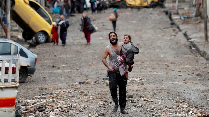В Мосулі загинули тисячі мирних жителів