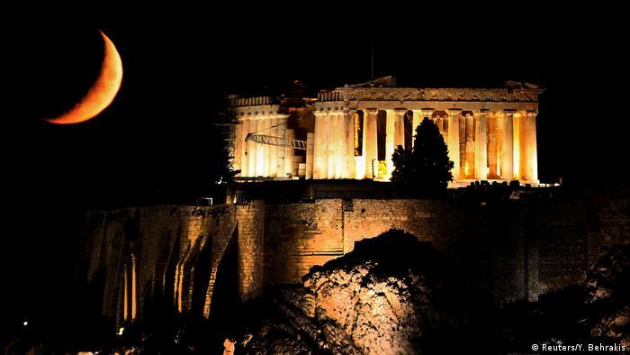 Griechenland Athen Akropolis (Reuters/Y. Behrakis)