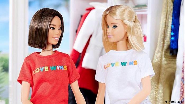 Mattel idzie z duchem czasu, GLBT