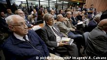 Argentinien Prozess gegen Militärs wegen Verbrechen gegen die Menschlichkeit