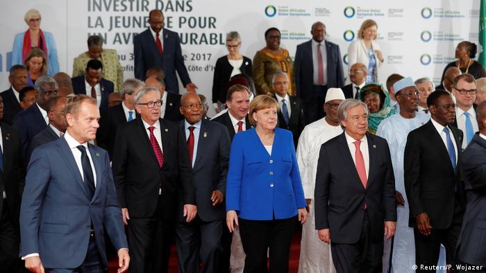 Elfenbeinküste EU-Afrika-Gipfel in Abidjan