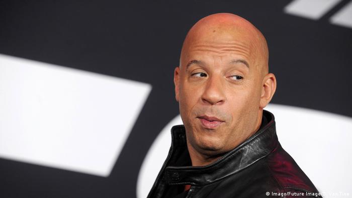 Vin Diesel (Imago/Future Image/D. Van Tine)