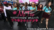USA Protest #MeToo